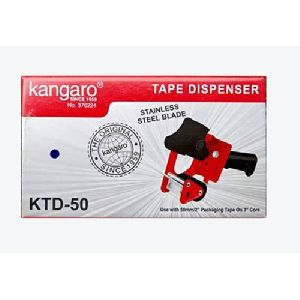 TAPE DISPENSER CUTTER DUAL KTD-50 KANGARO