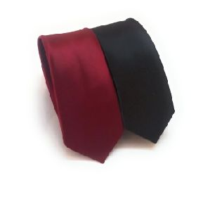 Mens Plain Ties