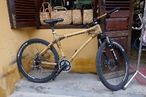 Bamboo Bicycles