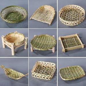 Bamboo Fruit Trays