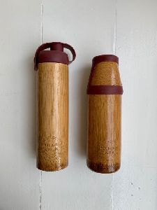 Bamboo Water Bottles