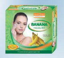 Panchvati Banana Facial Kit