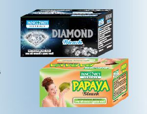 Panchvati Diamond & Papaya Bleach Combo