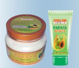 Panchvati Papaya Face Pack