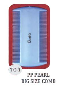 Plastic Tooth Comb