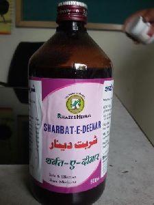 Sharbat E Deenar Syrup