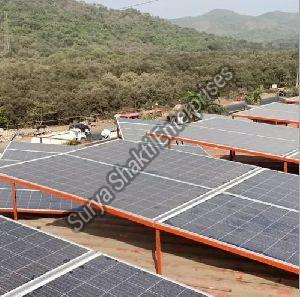 Commercial Rooftop Solar Panel