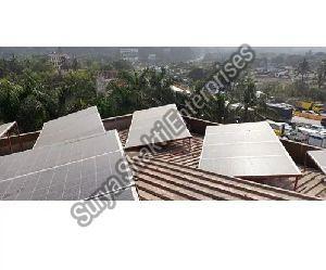 Domestic Rooftop Solar Panel