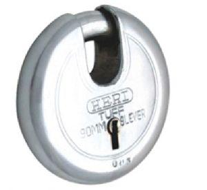 Iron Shutter Disk Padlock