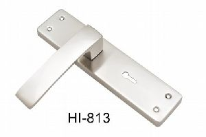 Chrome Plated Iron Mortise Handle