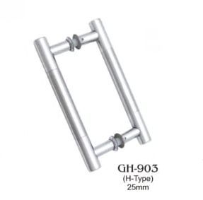 GH903 SS Glass Door Handle