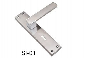 Iron Lever Mortise Handle