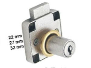 MP03 NP Multipurpose Cupboard Lock