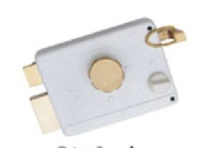 Rim Latch Door Lock