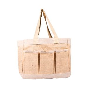 Pocket Jute Bag