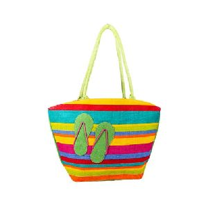 Beach Jute Bag