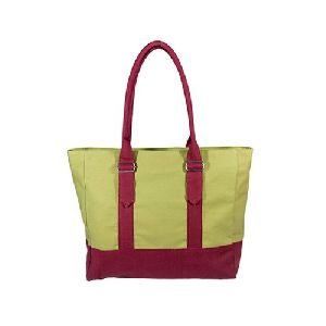 Canvas Bag with Long Handle