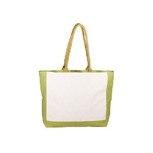 Canvas Jute Shopping Bag