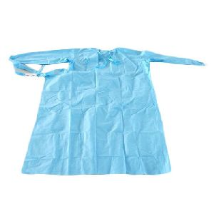 Wraparound Surgical Gown