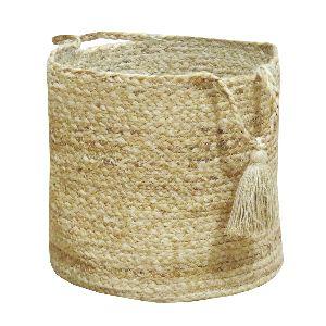 Fancy Braided Basket