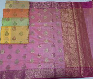 Pure Cotton Banarasi Sarees