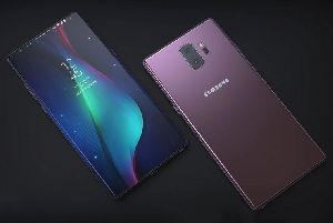 Samsung Galaxy Note 9 Plus Mobile Phone