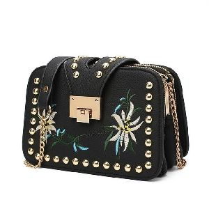 Ladies Embroidered Handbags