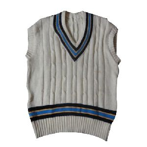Mens Half Sleeve Sweater