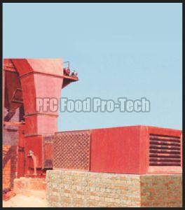 Pre Heater Drier Plant