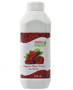 Organic Plant Feed for Rose