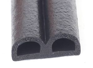 B Shaped Rubber Gasket