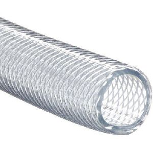 Wire Braided PVC Transparent Hose