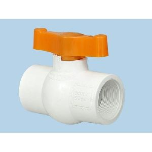Medium Pressure Plastic Ball Valve