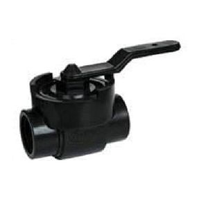 PP Threaded End Ball Valve