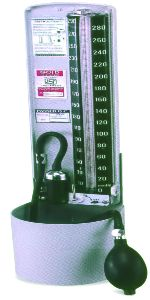 Wall Model Mercury Blood Pressure Machine