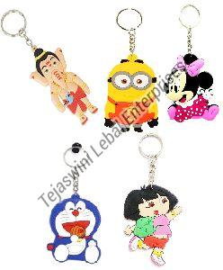 Cartoon Keychain