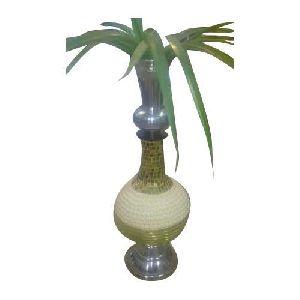 Aluminium Designer Flower Vase