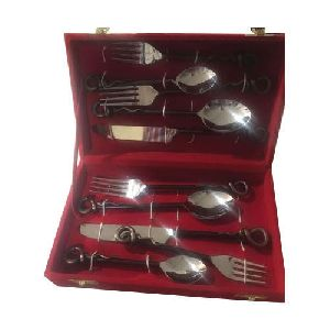 Designer Spoon And Fork Set