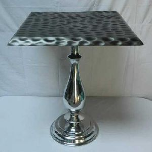 Stainless Steel Modern Table