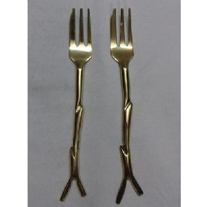 Steel Cutlery Fork Set