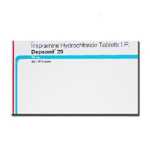 Depsonil 25mg Tablet