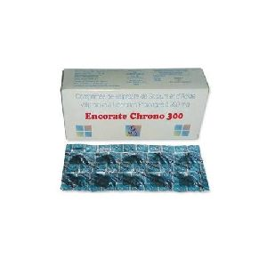 Encorate Chrono 300mg Tablet