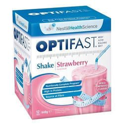 Optifast Strawberry Shake