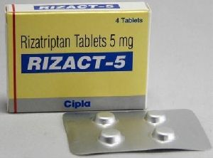 Rizact 5mg Tablet