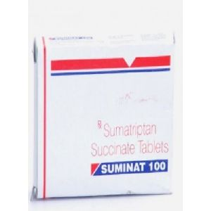 Suminat 100mg Tablet