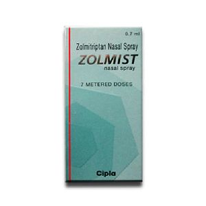Zolmist Nasal Spray