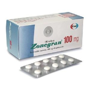 Zonegran 100mg Tablet