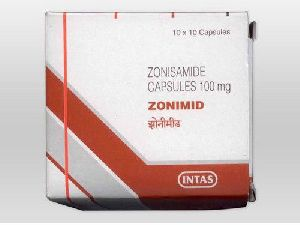 Zonimid 100 mg Capsule