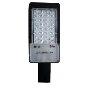 30W Lens Type LED Street Light