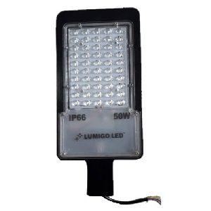 50W Lens Type LED Street Light